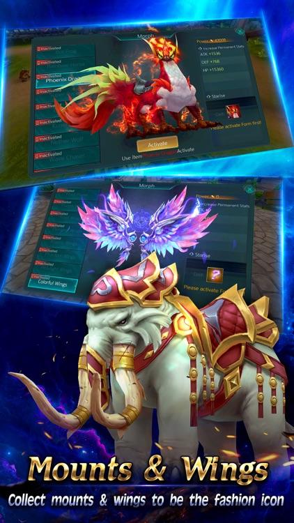 Legacy of Destiny - New MMORPG screenshot-4
