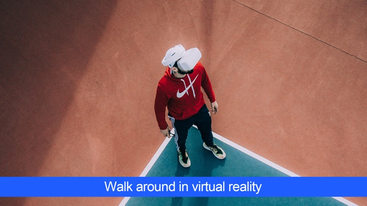 KinoVR virtual reality headset screenshot-2
