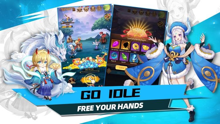 Idle Arena:The Five Realms screenshot-3