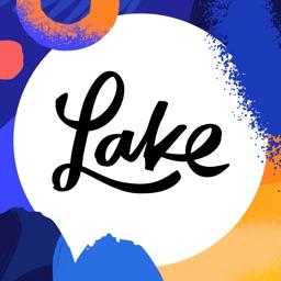 Lake: Coloring Books & Journal