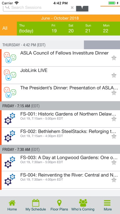 ASLA Annual Meeting and EXPO screenshot-4