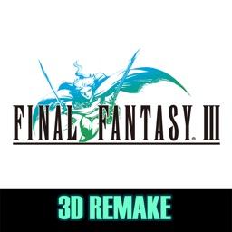 FINAL FANTASY III (3D REMAKE)