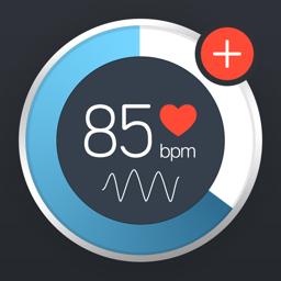 Ícone do app Ritmo Cardíaco Instante+