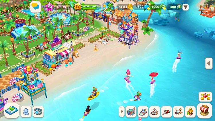 My Little Paradise: Resort Sim screenshot-7