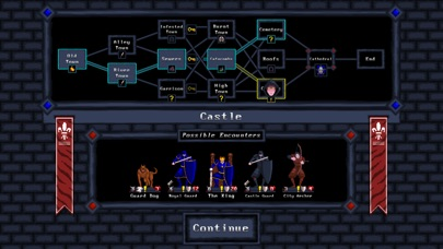 Screenshot 4 Card Quest - Card Combat Game