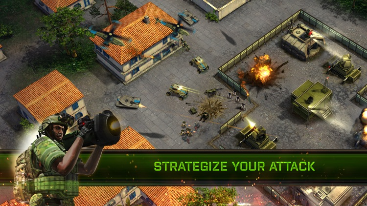 Arma Mobile Ops screenshot-1
