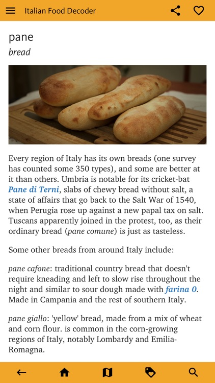 Italian Food Decoder screenshot-5