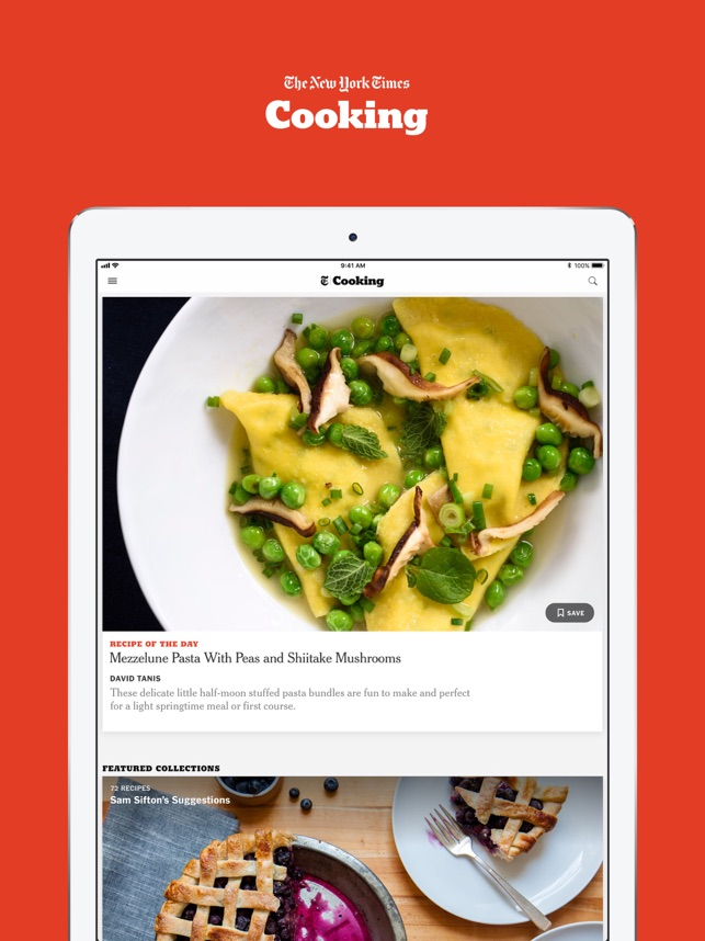 Nyt cooking on the app store nyt cooking on the app store forumfinder Image collections