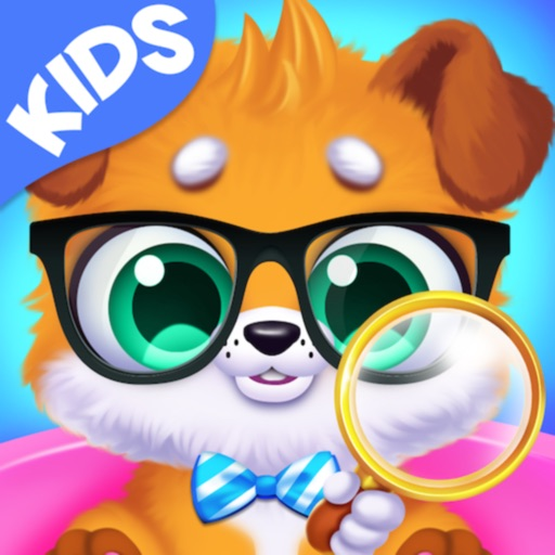 Kids Hidden Objects & Puzzles icon