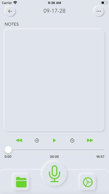 SpeechNotes+ screenshot-7
