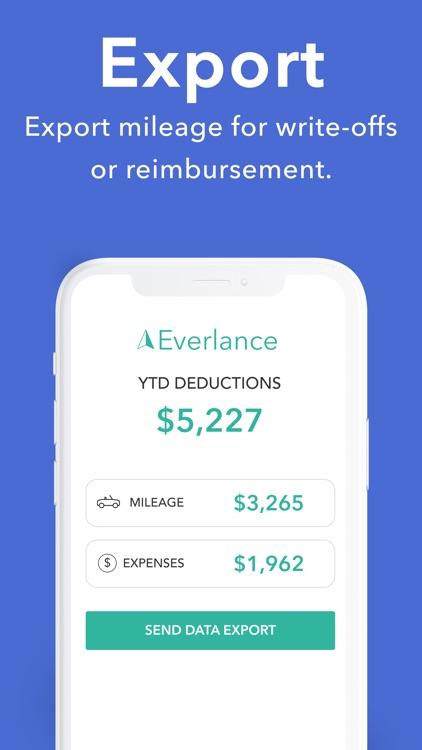 Everlance: Mileage Tracker screenshot-4