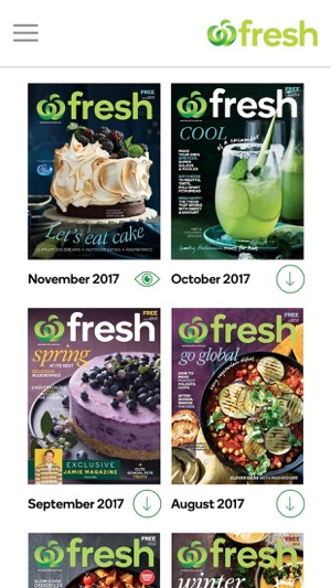 Woolworths fresh magazine on the app store woolworths fresh magazine on the app store forumfinder Gallery