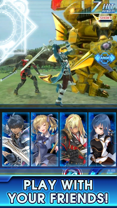 STAR OCEAN: ANAMNESIS screenshot 4