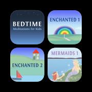 Bedtime Sleep Meditations for Children by Christiane Kerr