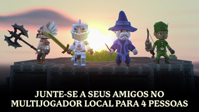 Screenshot for Portal Knights in Portugal App Store