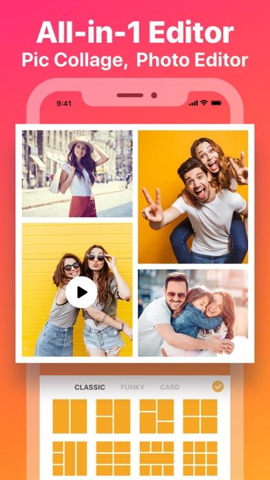 Collage Maker ◇ ScreenShot0