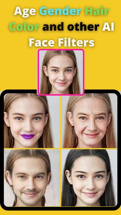 Faceloop cartoon me: AI faceのおすすめ画像3