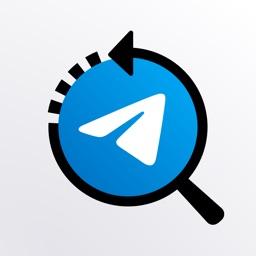 TeleWatch tracker for Telegram