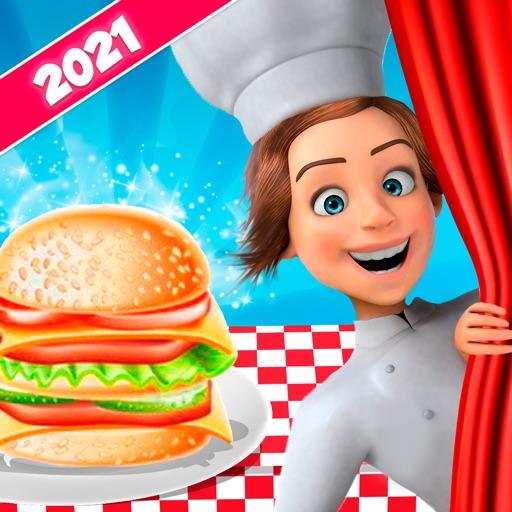Burger Chef – Restaurant Games icon