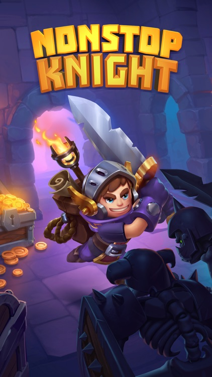 Nonstop Knight - Idle RPG screenshot-4