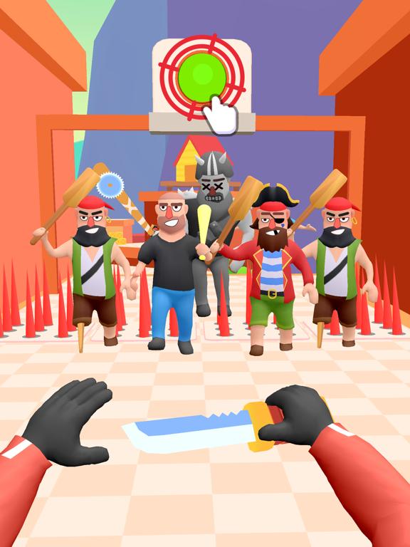 Hit Master 3D : art du couteau