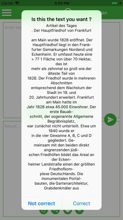 Albanian German Translator screenshot-8