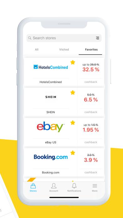 LetyShops Service de cashback