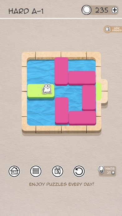 Doodle Puzzles + screenshot one