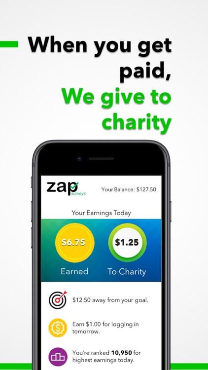 Zap Surveys screenshot-4