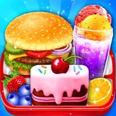 Activities of School Lunch Food Maker
