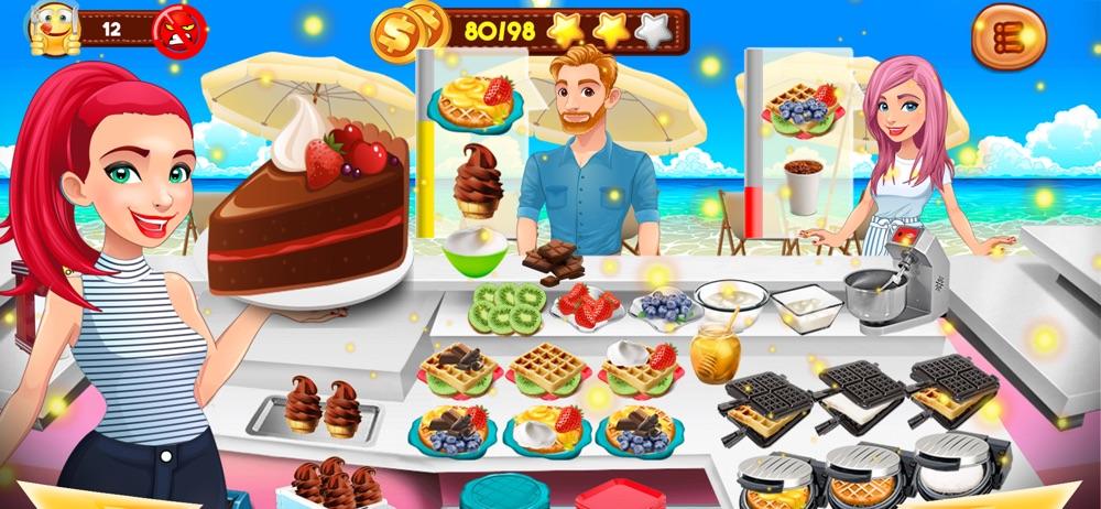 Dessert Cooking Cake Maker hack tool