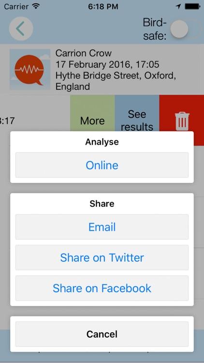 ChirpOMatic UK screenshot-4