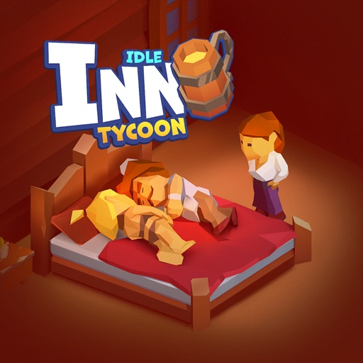 Idle Inn Empire-Tycoon Game