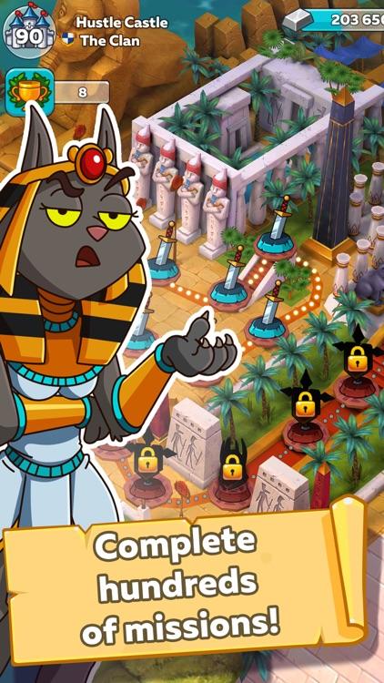 Hustle Castle: Kingdom games screenshot-8