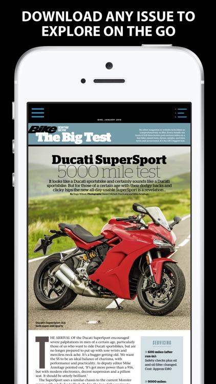 Bike - Motorbike News Magazine screenshot-4