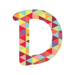Ícone do app Dubsmash - Videos for everyone