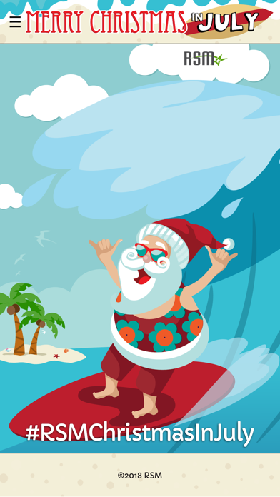Happy Christmas In July Images.Rsm Christmas In July App Price Drops