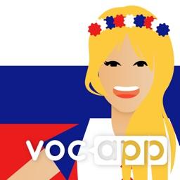 VocApp Language: Learn Russian