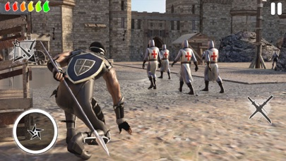 Shadow Ninja Assassin Game screenshot 1