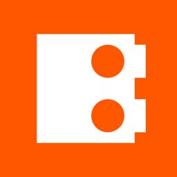 Ícone do app Brickit: Rebuild your Lego