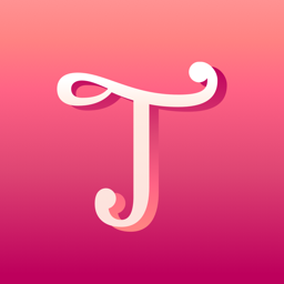 Ícone do app Typic 2: Text & Photo Editor