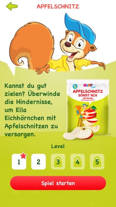 HiPP Kinder AppScreenshot von 3