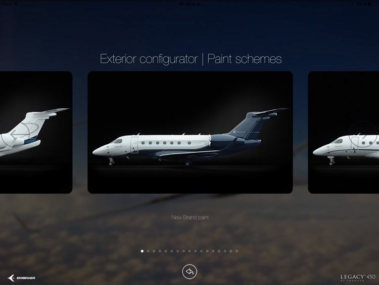 Legacy 450 Configuration Tool screenshot-3