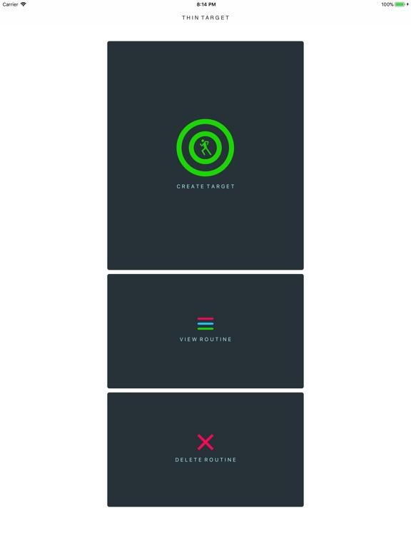 Thin Target-ipad-0