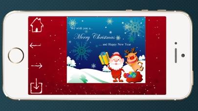 Tarjetas de Navidad año nuevoCaptura de pantalla de7