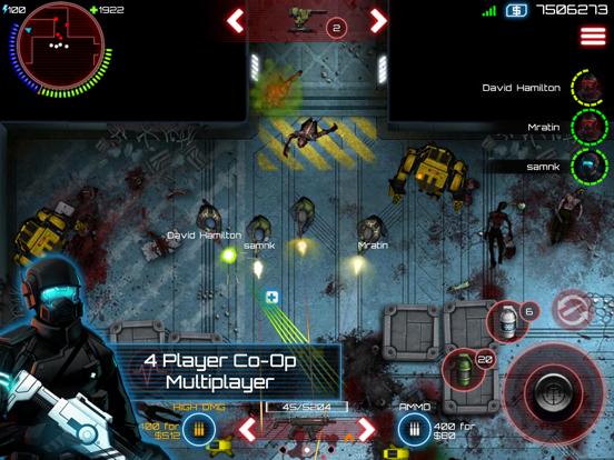 SAS: Zombie Assault 4 iPad app afbeelding 3