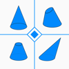 Flat Pattern Cone