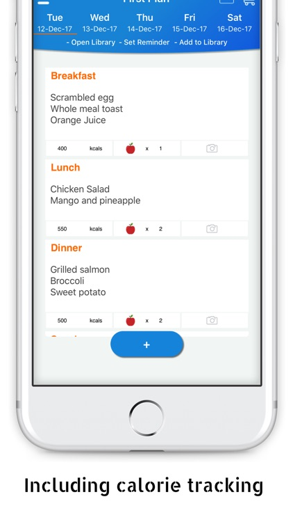 Meal Planner Pal screenshot-3