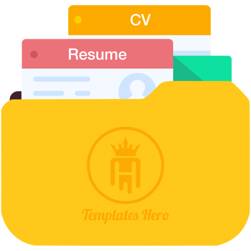 TH CV Templates for Pages