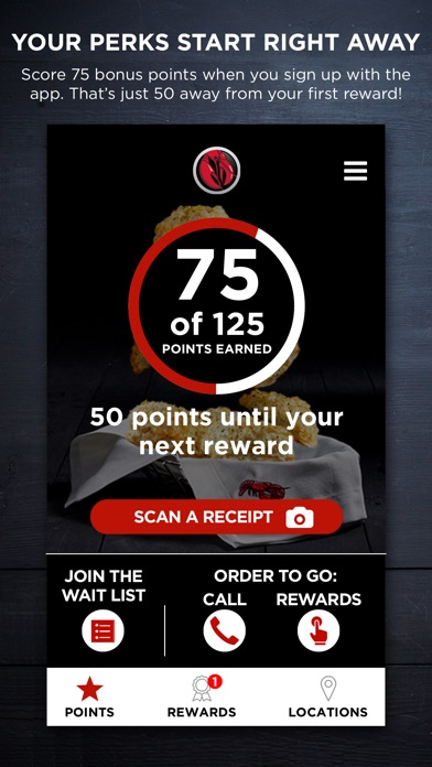 My Red Lobster Rewards℠ for Windows